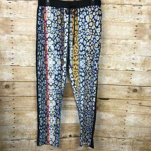 Clover Canyon • Printed Drawstring Pants Medium